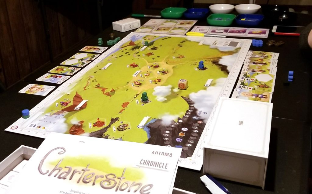 Charterstone board overview
