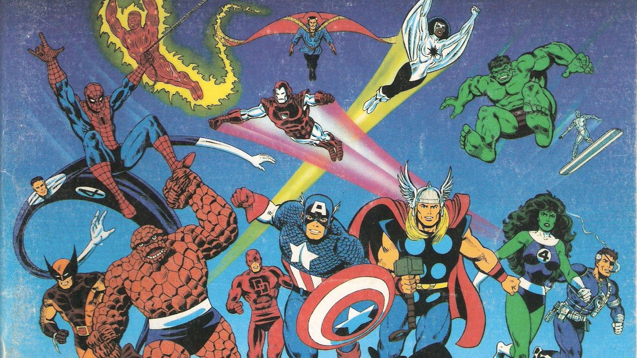 Marvel Super Heroes RPG review header