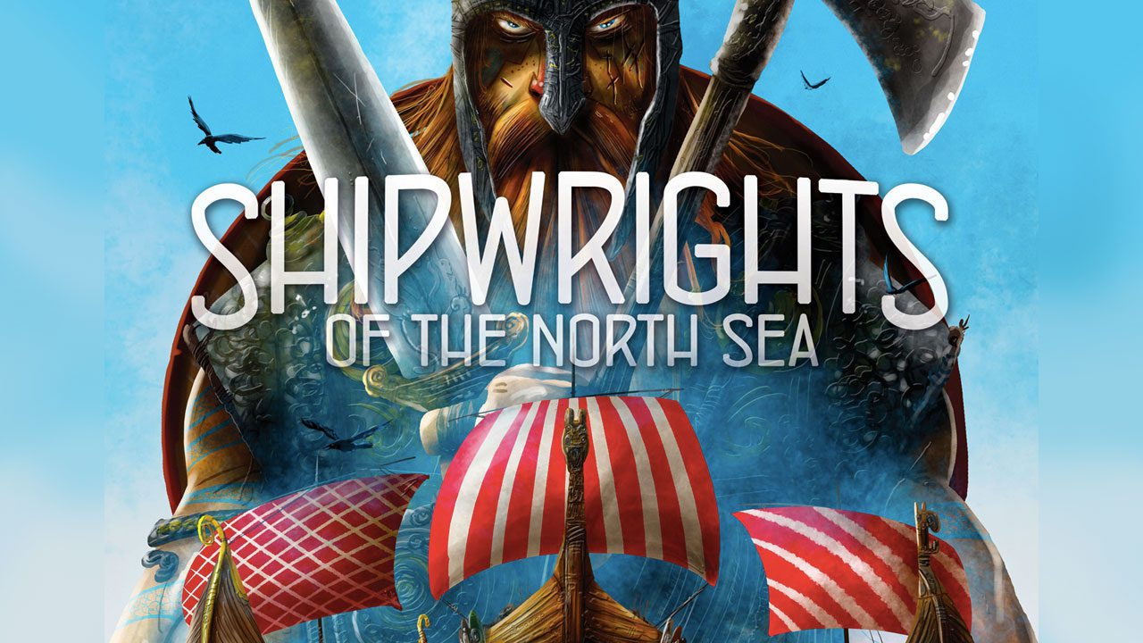 Shipwrights of the North Sea review header