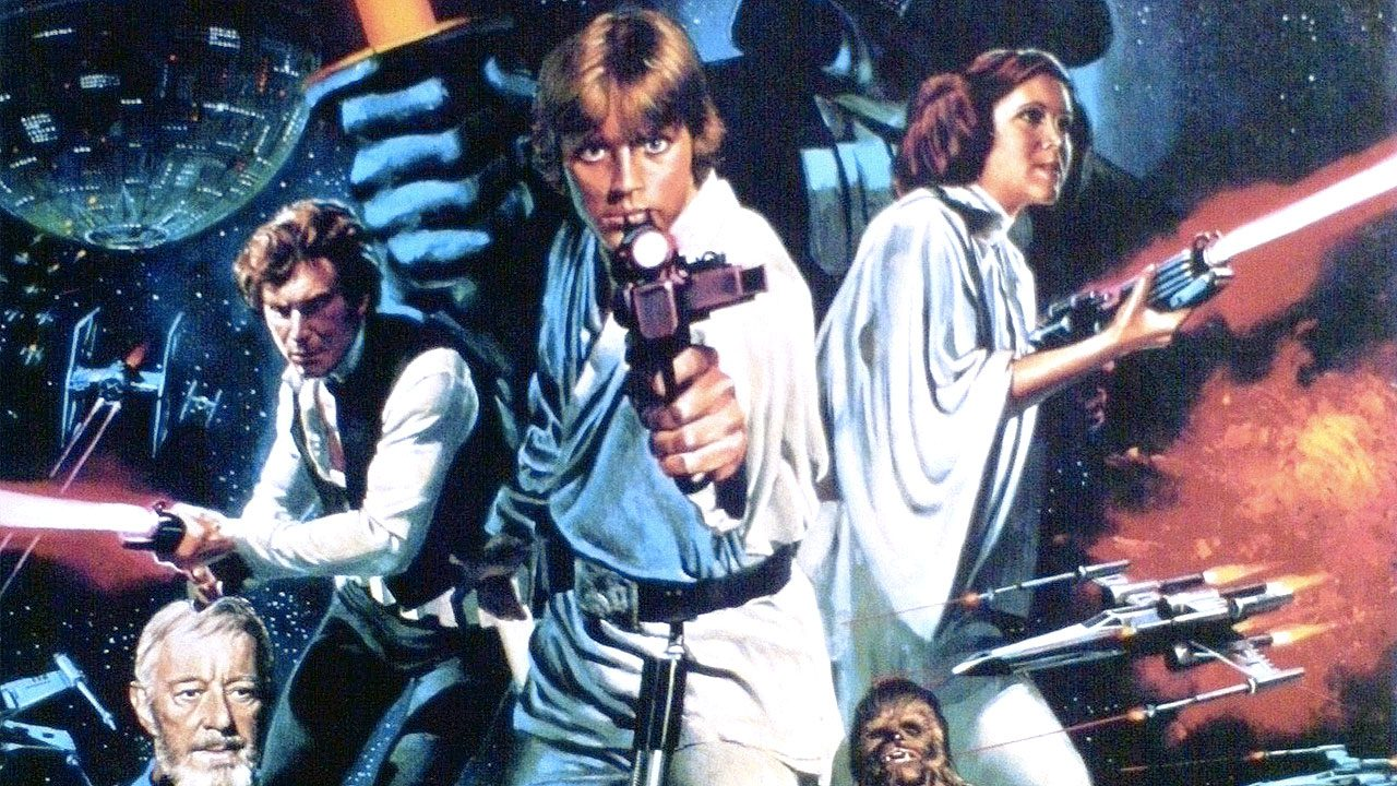 Star Wars: the RPG review header