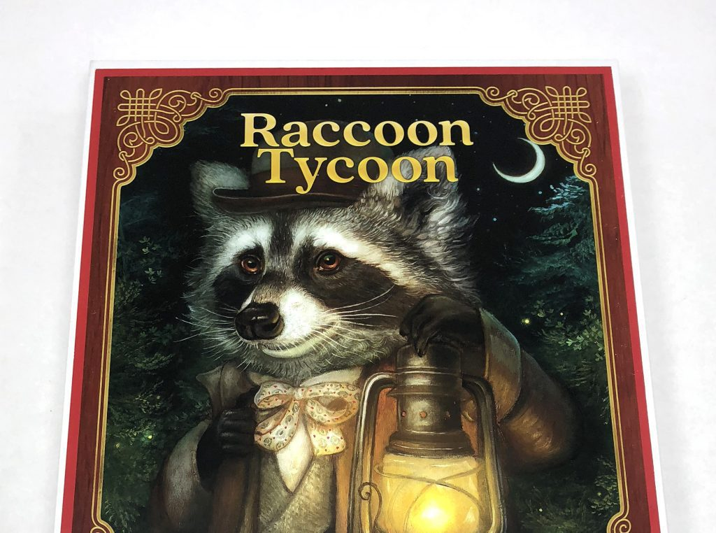 Raccoon Tycoon box cover