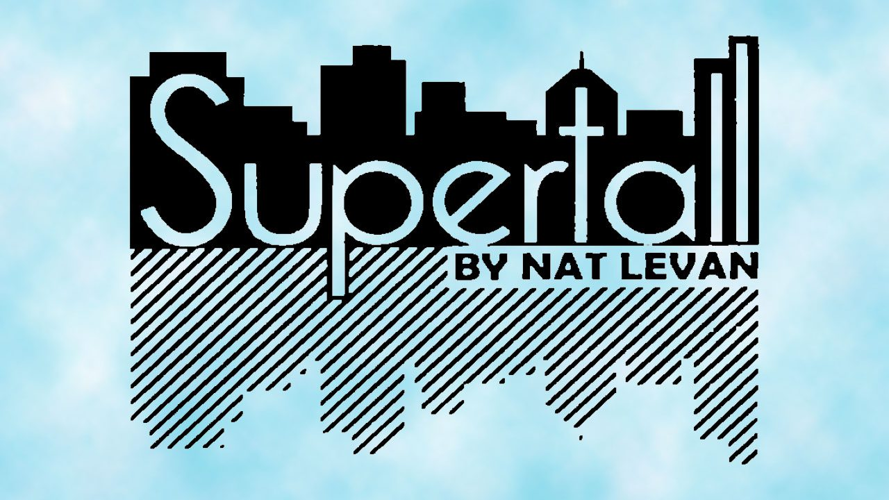 Supertall review header