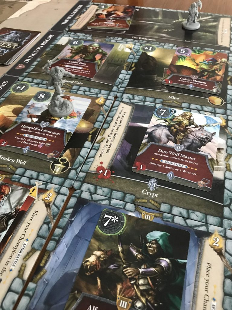 Thunderstone Quest dungeon