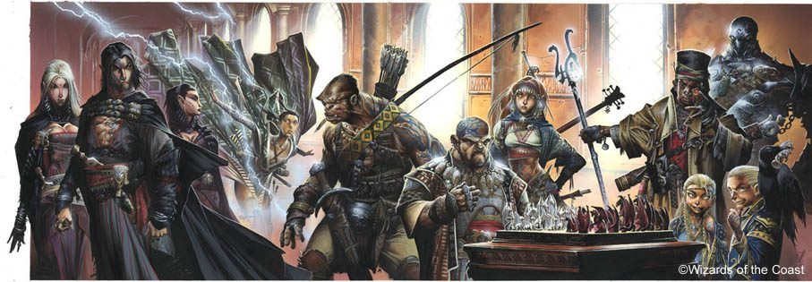Races of Eberron