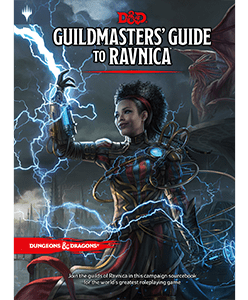 Guildmaster's Guide to Ravnica cover