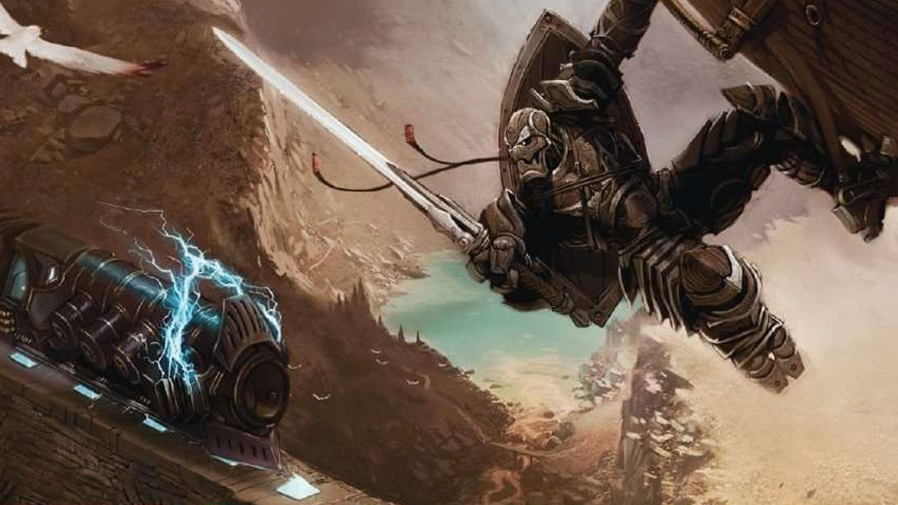 Wizards of the Coast Surprises Fans with a Return to Eberron header