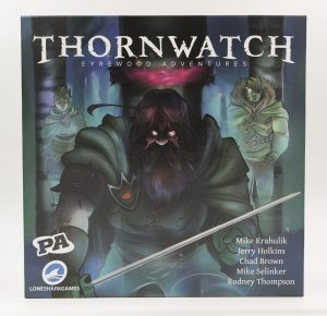 Thornwatch Box Front