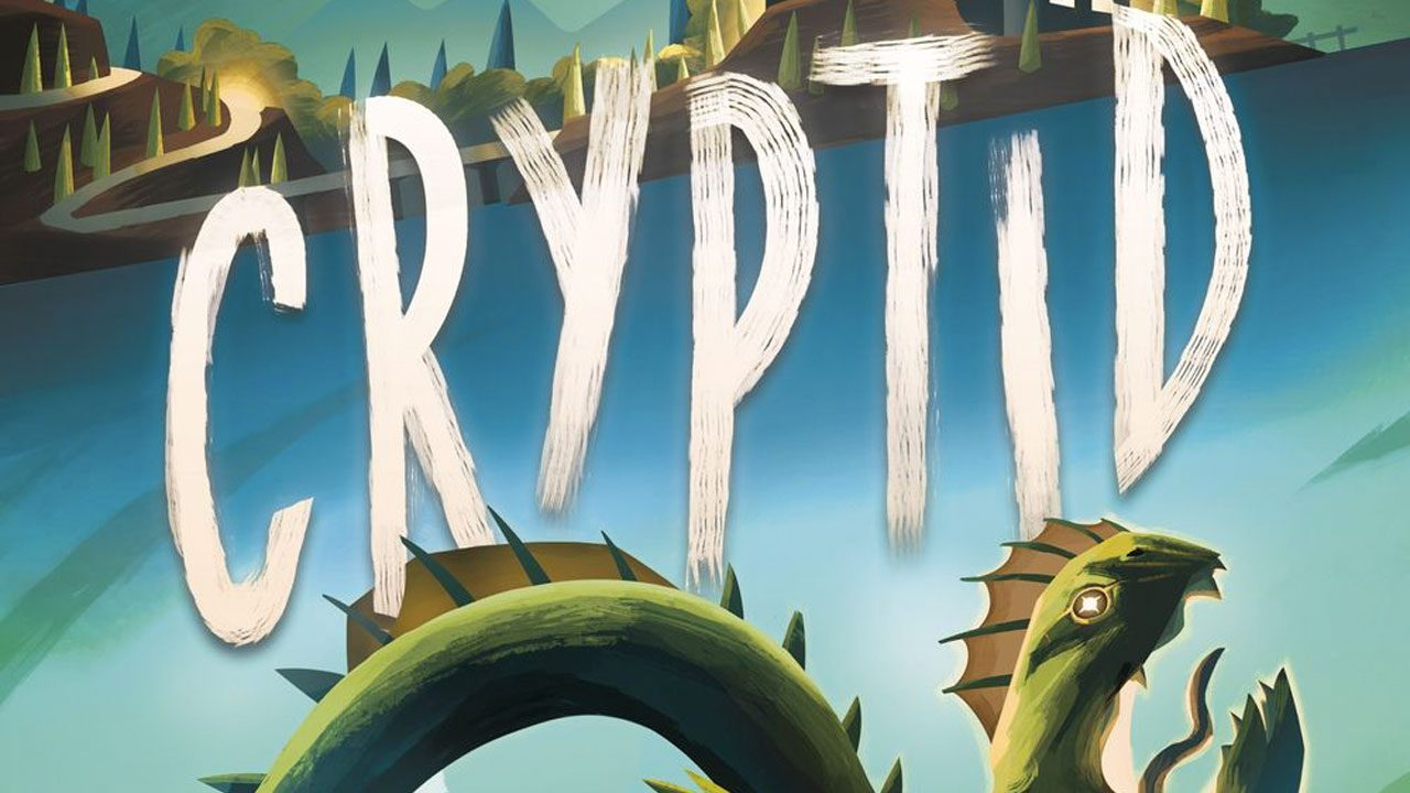 Cryptid review header