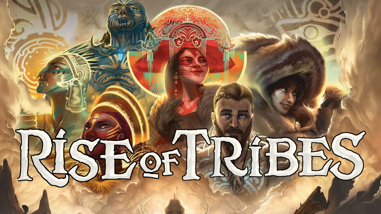 Rise of Tribes review header