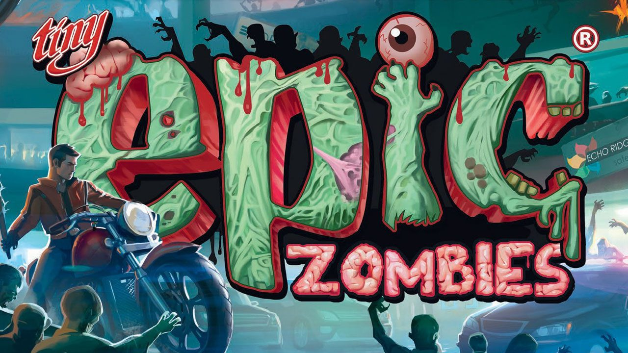 Tiny Epic Zombies review header