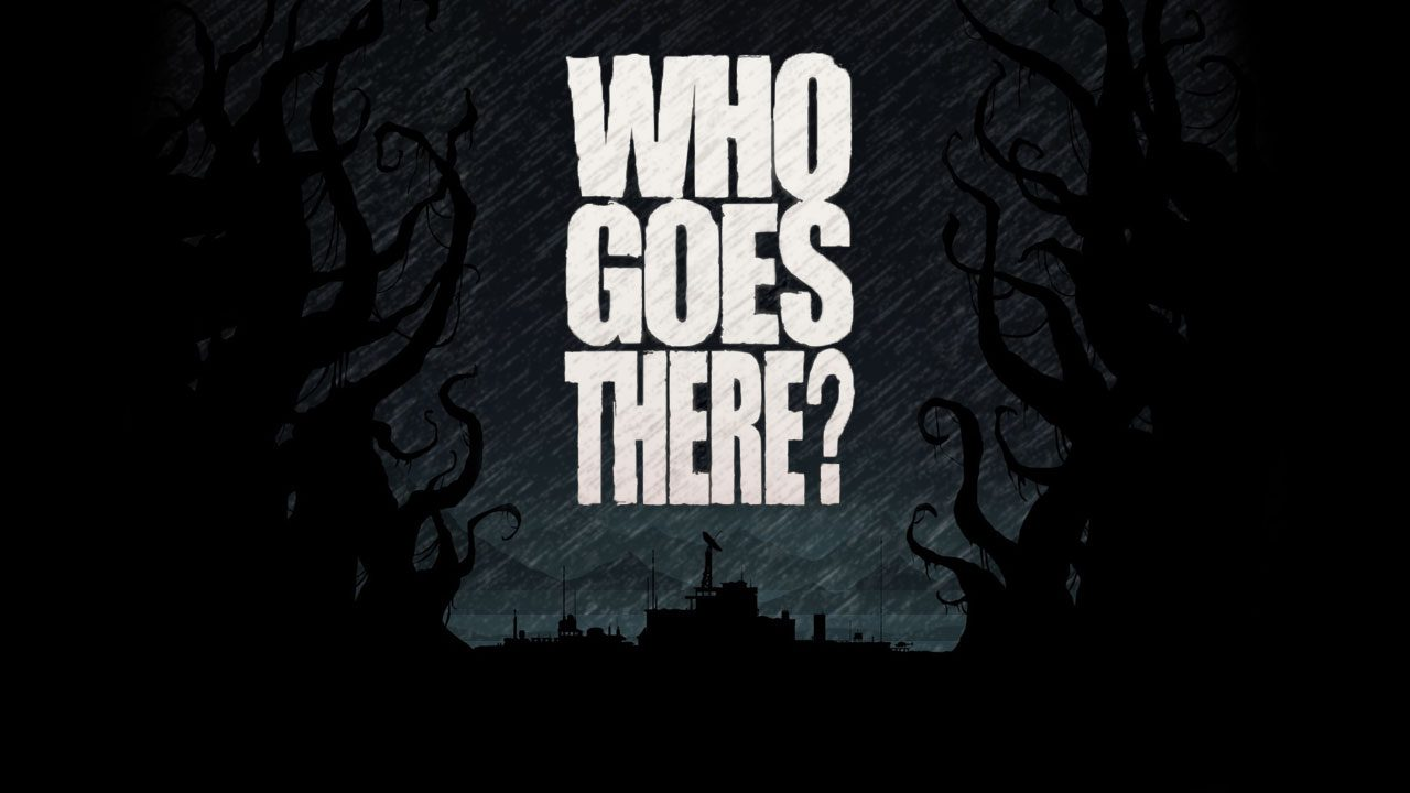 Who Goes There? review header
