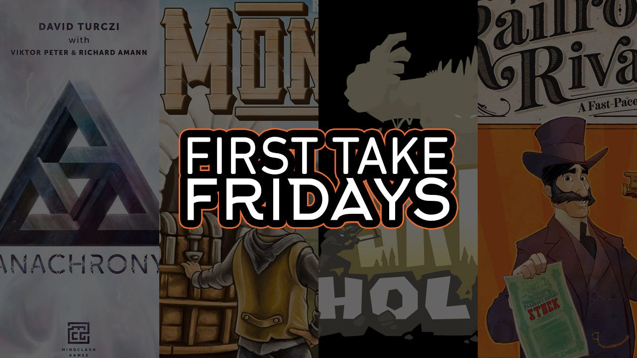 First Take Fridays - Anachronistic Montanans Skulking Around Railroads header