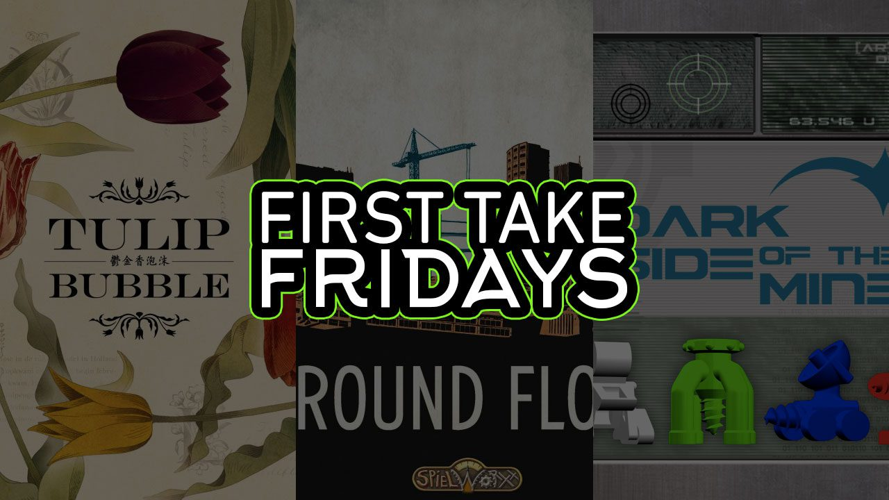 First Take Fridays - Dark Side of the Ground Tulip header