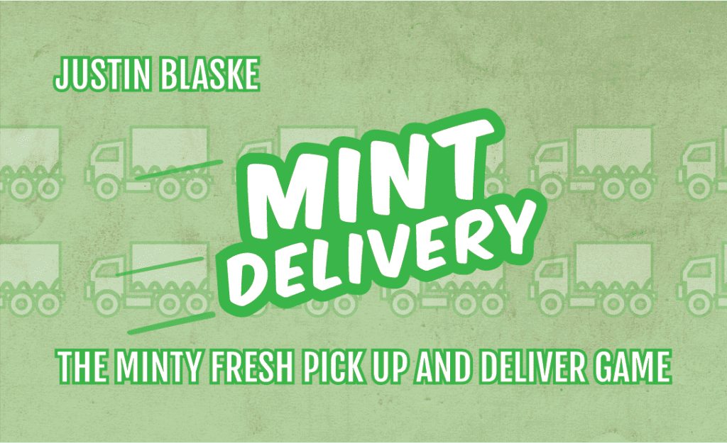 Mint Delivery cover art