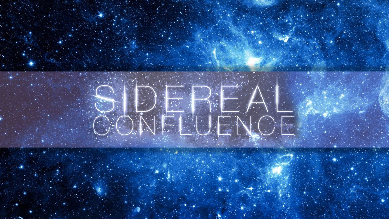 Sidereal Confluence review header