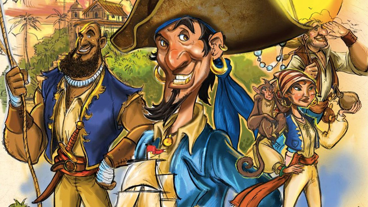 Extraordinary Adventures: Pirates review header
