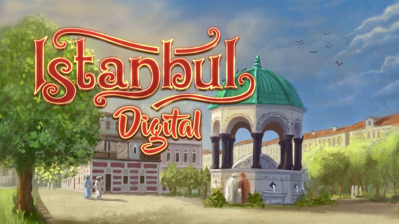 Istanbul Digital Version review header