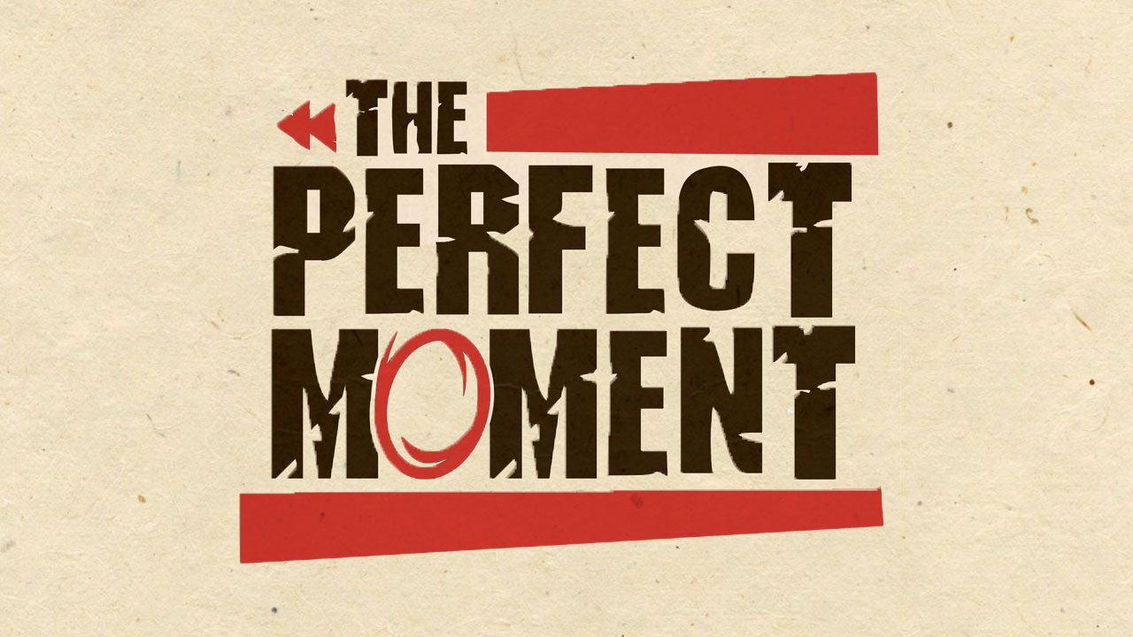 The Perfect Moment review header