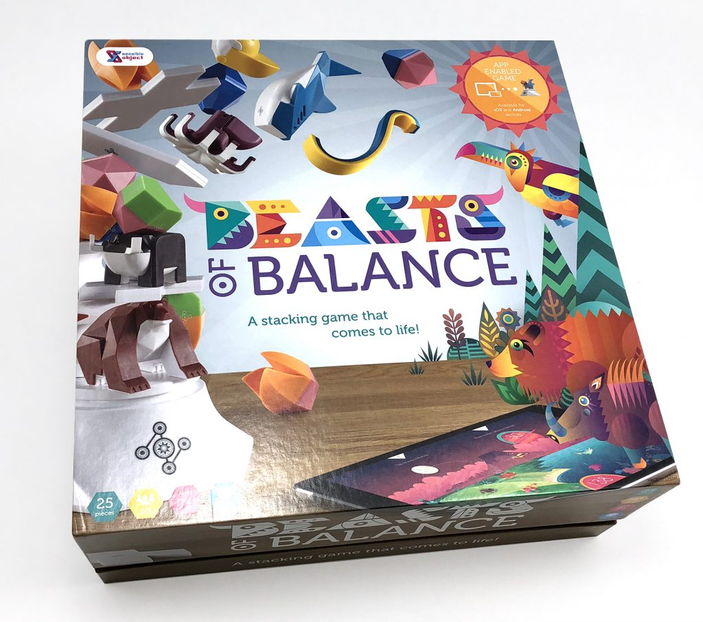 Beasts of Balance cover
