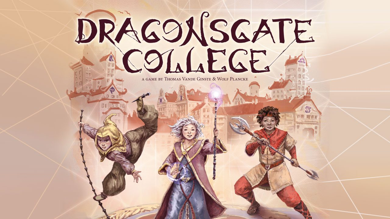 Dragonsgate College Review - Wizards and warriors and rogues OH MY! header