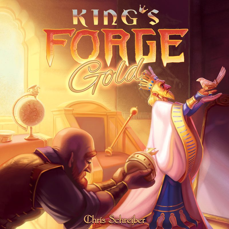 King's Forge: Gold cover