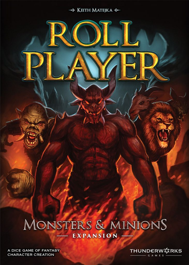 Roll Player: Monsters and Minions cover