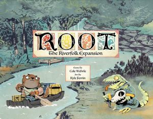 Root: The Riverfolk Expansion cover