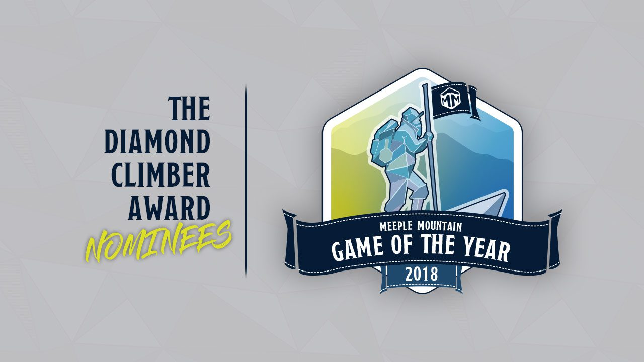 2018 – Game of the Year Nominees header
