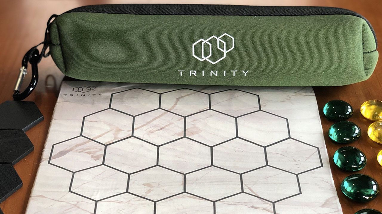 Trinity review header