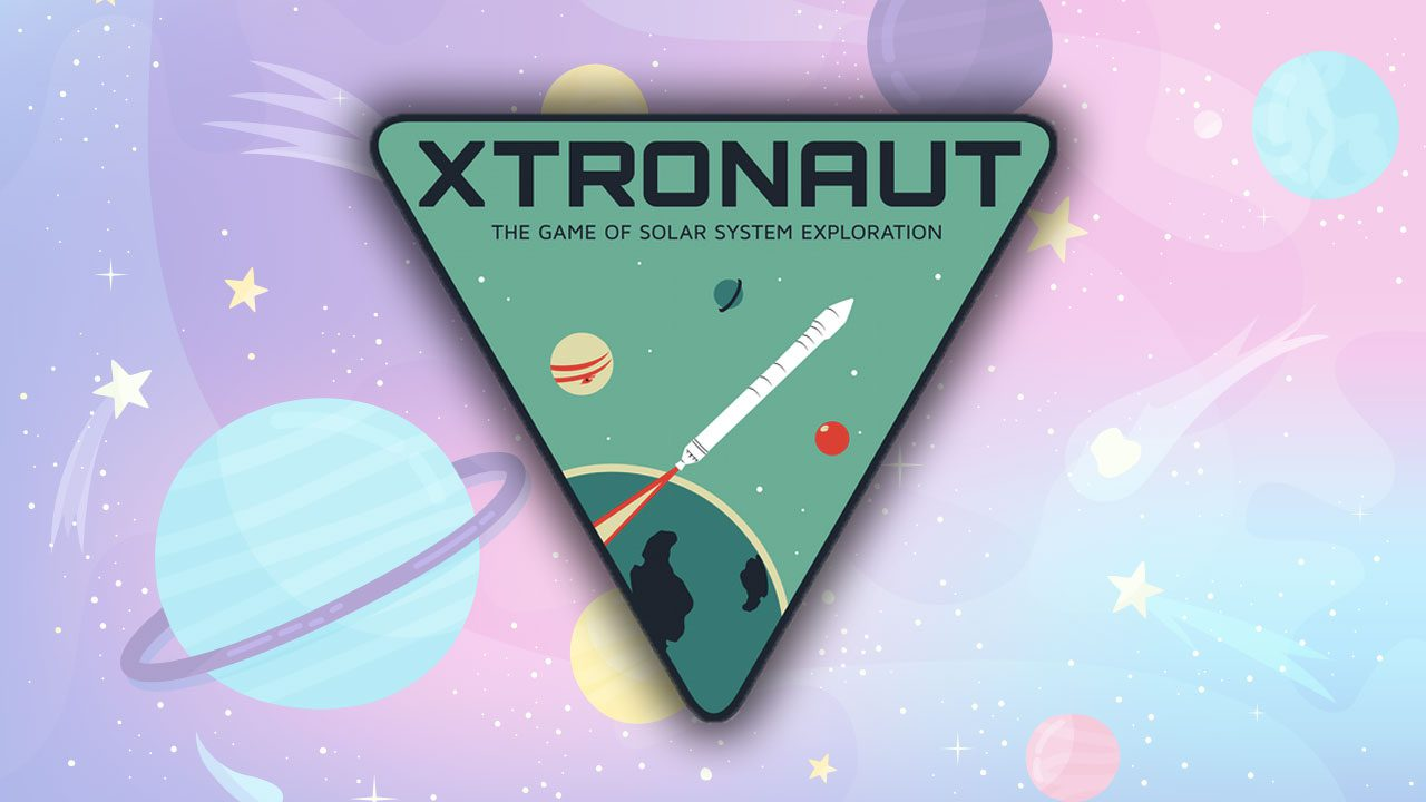 Xtronaut: The Game of Solar System Exploration review header