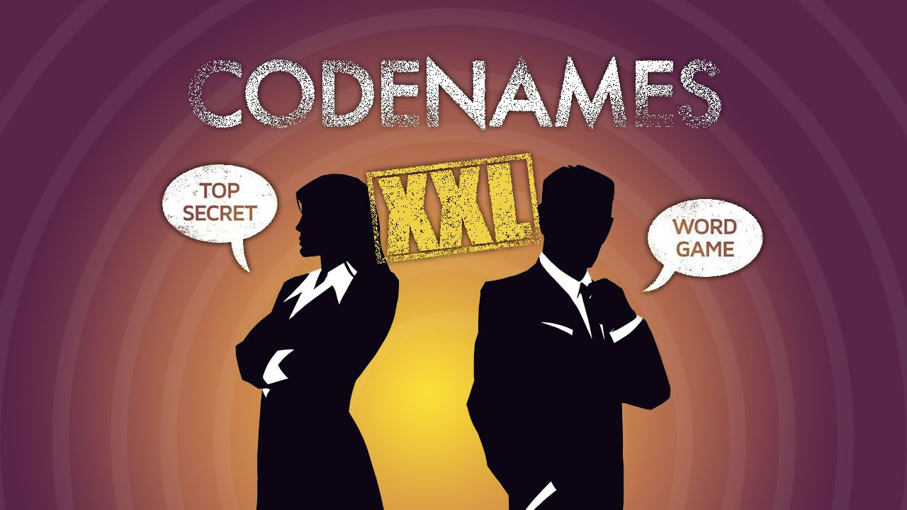 Codenames XXL review header