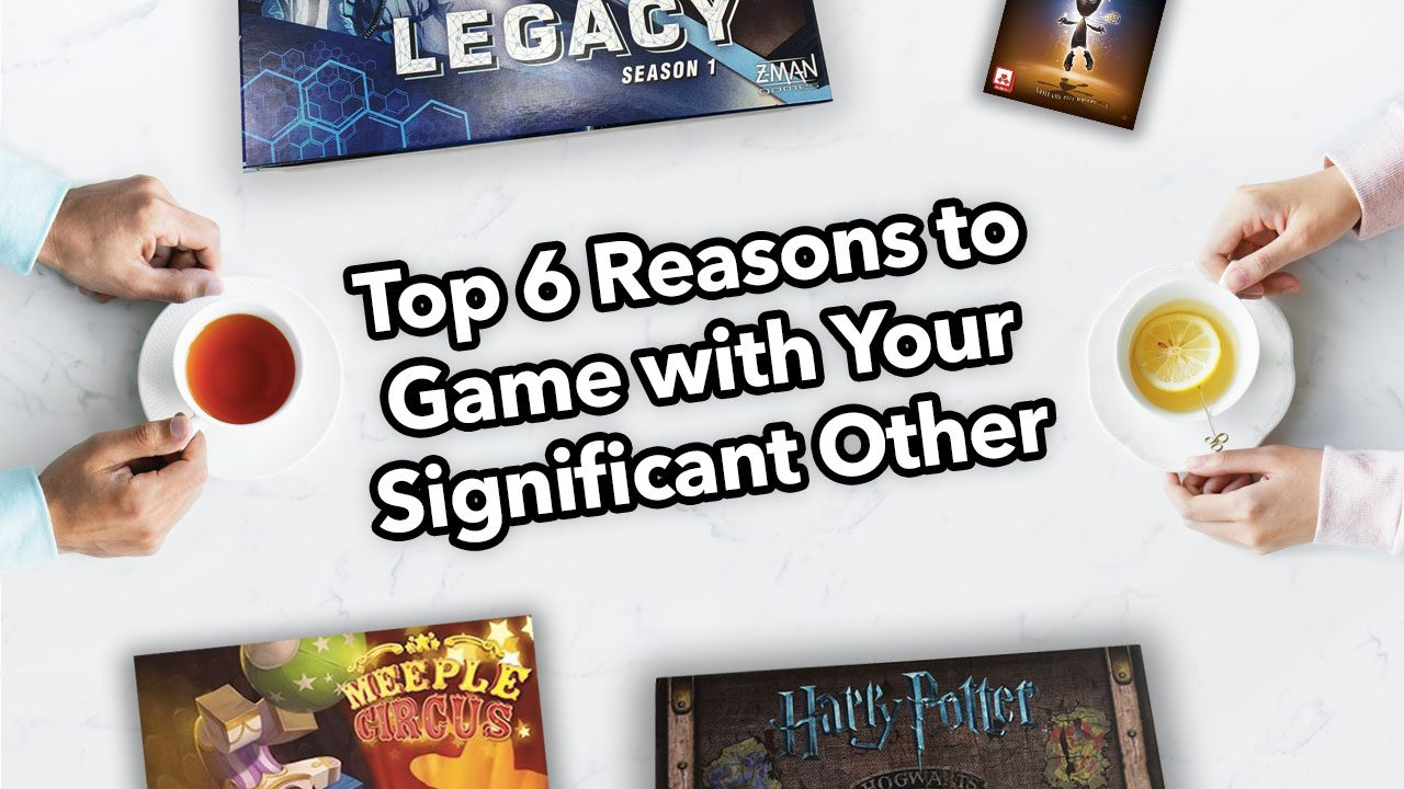 Top 6 Reasons to Game with Your Significant Other header
