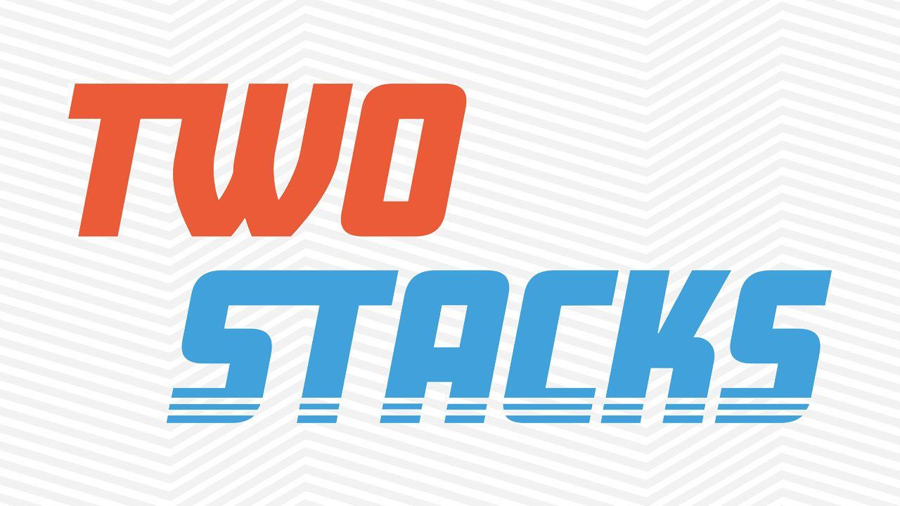 Two Stacks review header