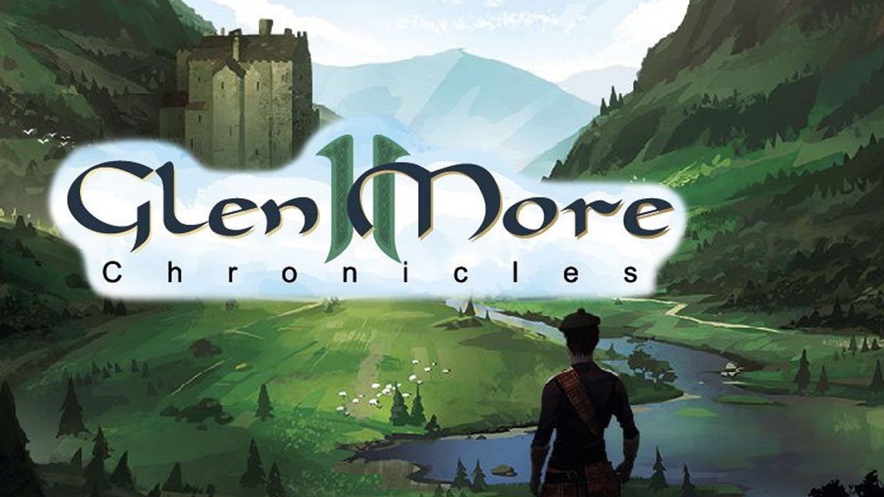 Glen More II review header