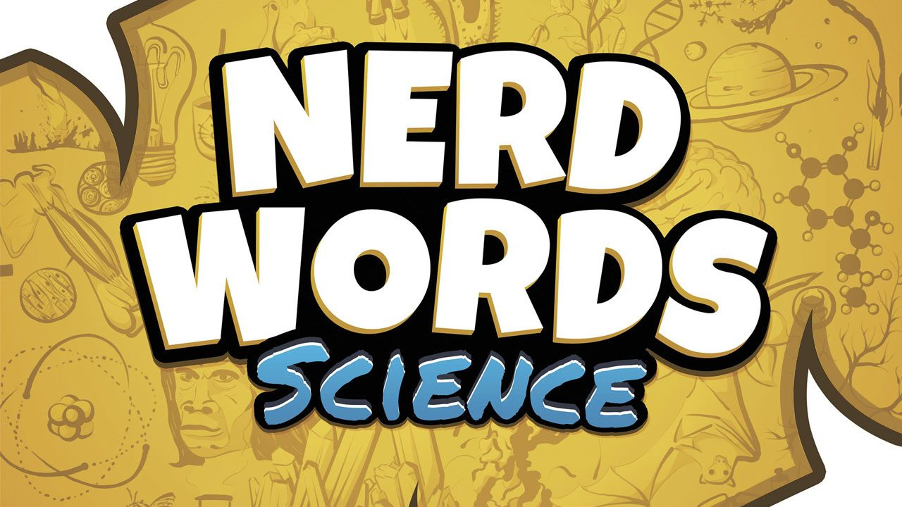 Nerd Words review header