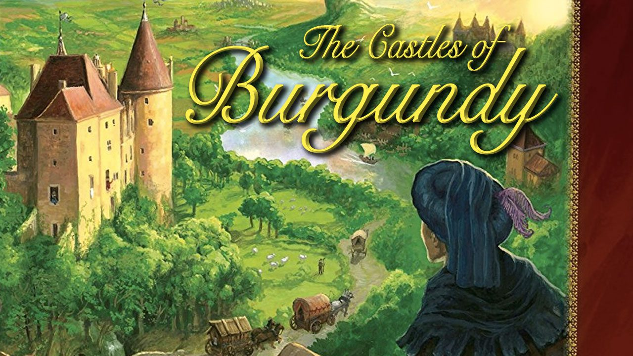 The Castles of Burgundy Review header