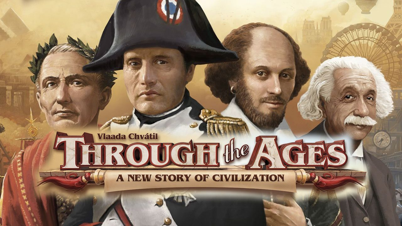 Through the Ages: A New Story of Civilization review header