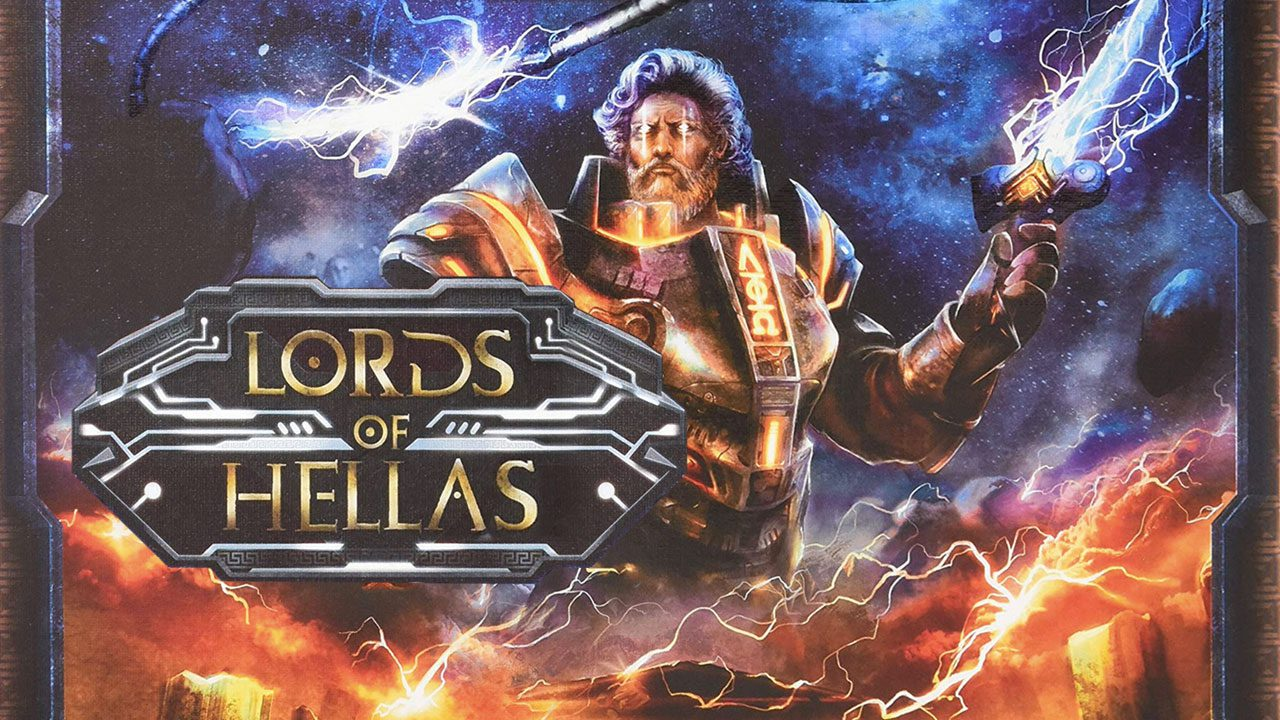 Games We Love: Lords of Hellas? Hell Yes! header