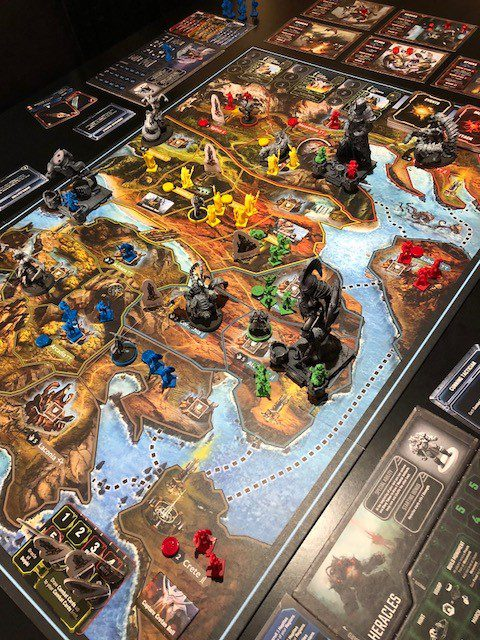Lords of Hellas map 1