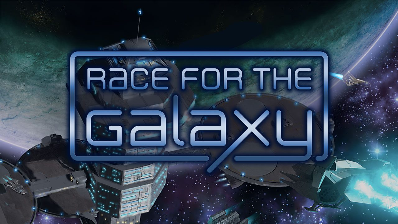 Race for the Galaxy review header