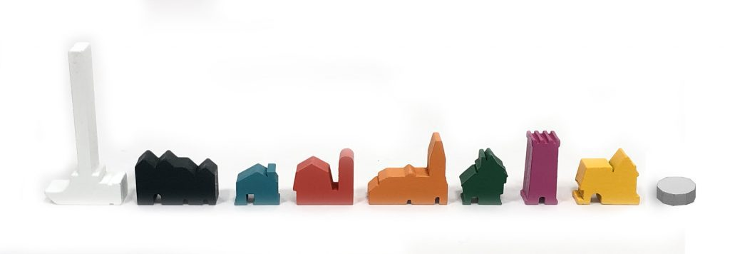Tiny Towns all buildings