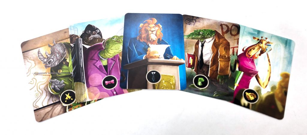 Zoocracy office cards