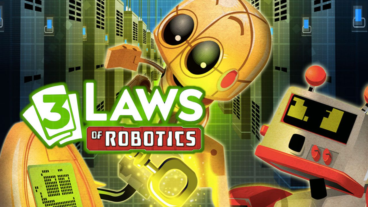 3 Laws of Robotics Review header