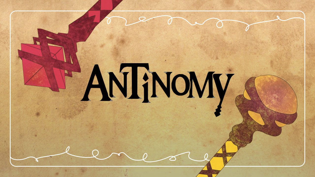 Antinomy review header