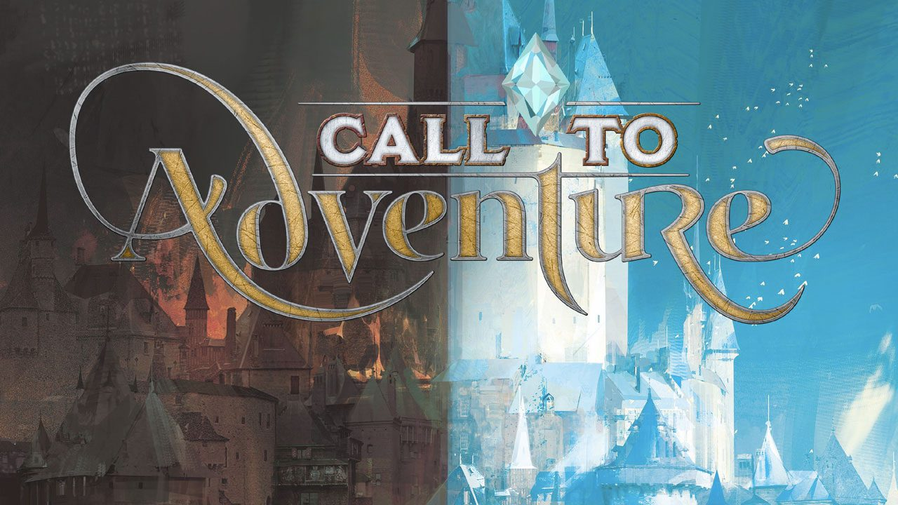 Call to Adventure review header