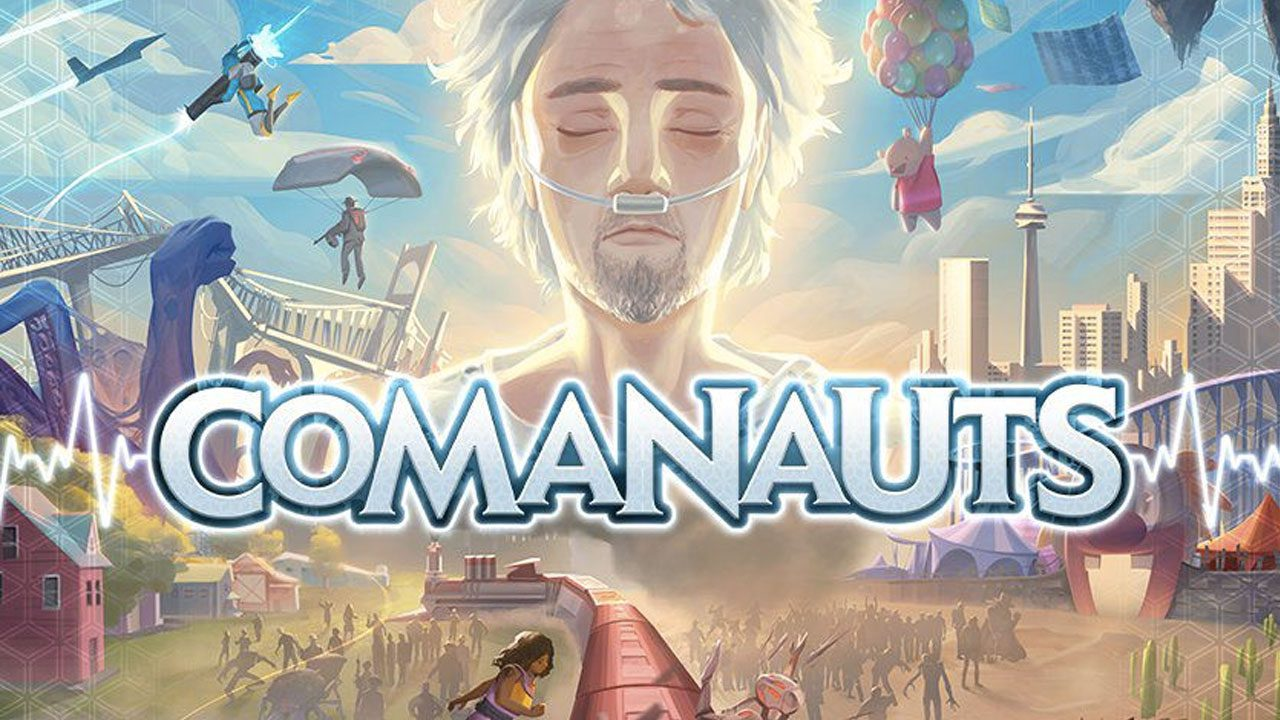 Comanauts review header
