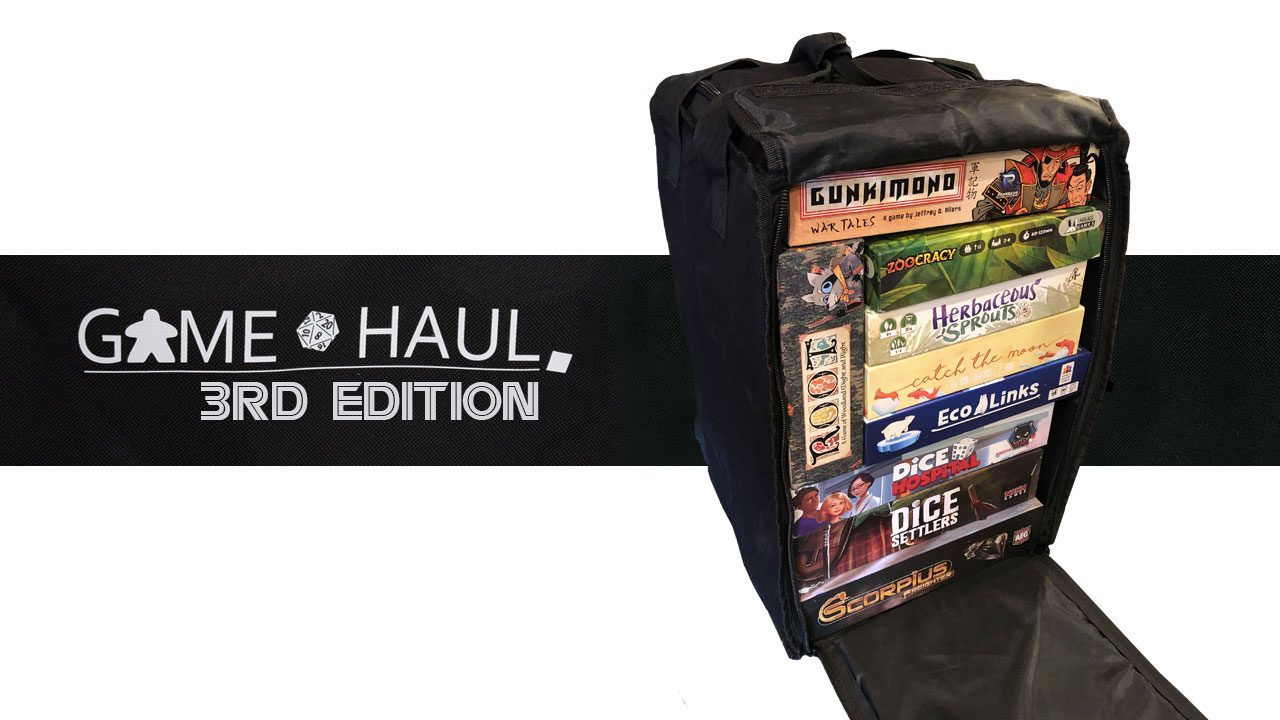 Game Haul Bag 3rd Edition Review header