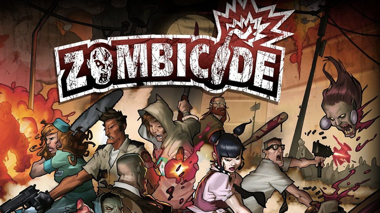 Zombicide Mobile Review header