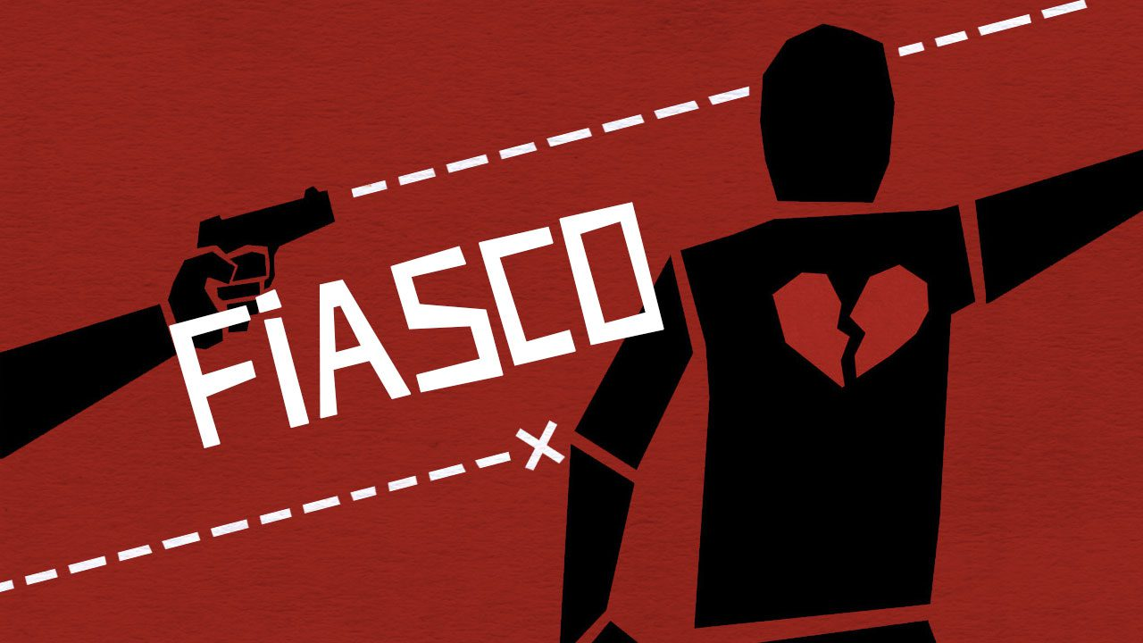 Fiasco review header