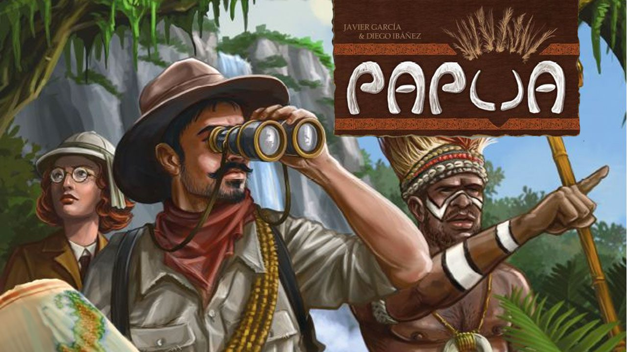 Papua review header